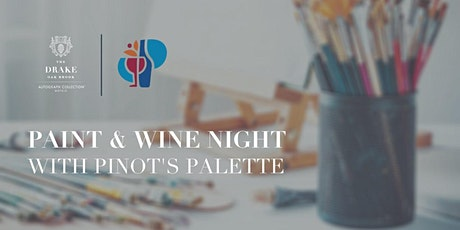Paint and Wine Night tickets