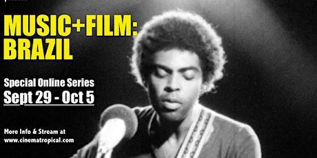 Music+Film: Brazil tickets