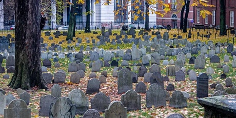 Social Distancing Haunted History Private Walking Tour – Financial District tickets