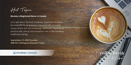 Become a Registered Nurse in Canada tickets