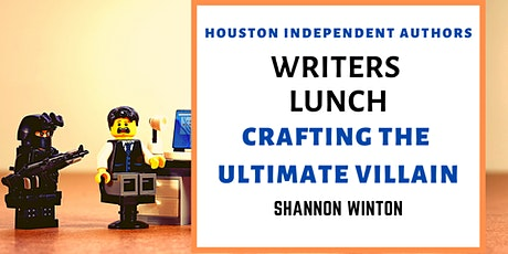 Writers Lunch: Crafting the Ultimate Villain tickets
