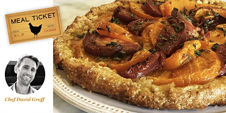 MealticketSF presents a Live Cooking Lesson - Tomato Tart tickets