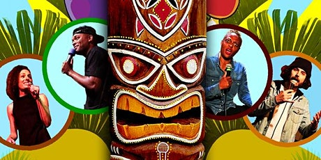 HellaSecret Outdoor Comedy & Tiki Bar Night 2021 tickets