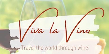 Viva La Vino tickets