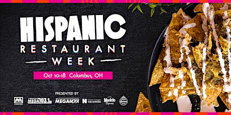 Hispanic Restaurant Week tickets