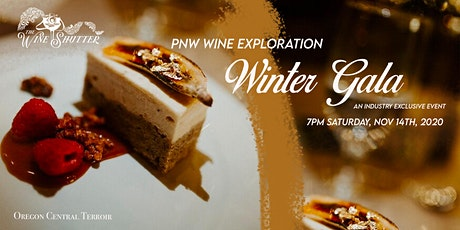 The Wine Shutter's PNW Wine Exploration | Winter Gala tickets