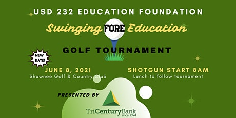 USD 232 Education Foundation Golf Tournament tickets