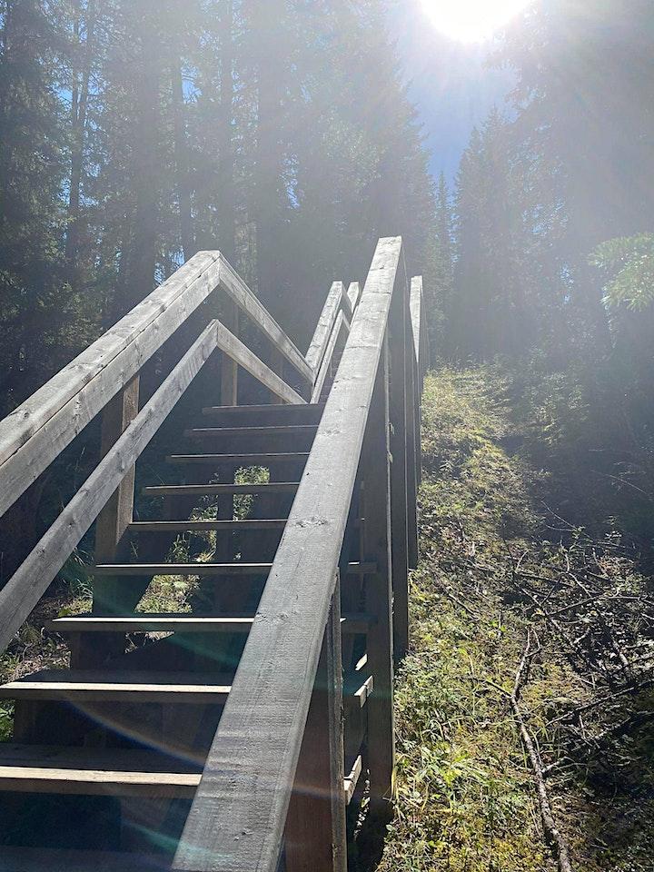 Ghost town Adventure Hike - Skunk Hollow image
