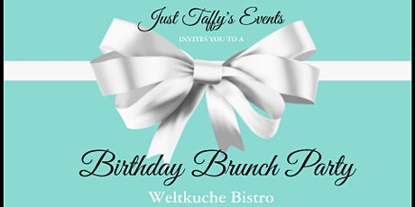 Brunch With Tiffany & Co. tickets