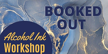 Bubbles, Bites and Alcohol Ink Art Workshop tickets