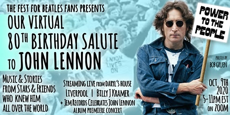 The Fest for Beatles Fans Salutes JOHN LENNON'S 80th Birthday tickets