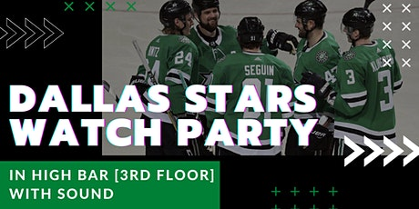 Stanley Cup Finals: Stars v. Lightning I High Bar Watch Party tickets