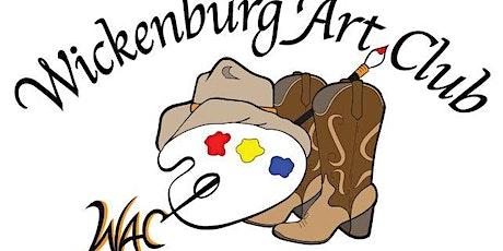Wickenburg Art Club Holliday Market 2020 tickets