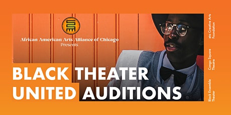 Black Theater United Auditions Day 2 tickets