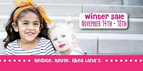 Rhea Lana's of Wichita Falls Winter Shopping Event tickets
