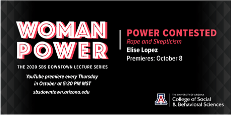 POWER CONTESTED: Rape and Skepticism tickets