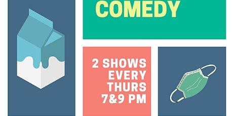 OUTDOOR STAND-UP COMEDY (COVID COMPLIANT COMEDY) tickets