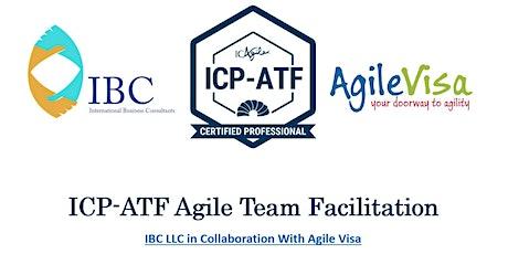ICAgile Agile Team Facilitation (ICP-ATF) Certification Online Class (EST ) tickets