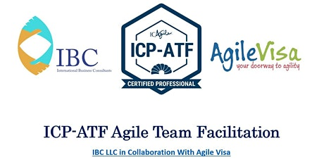 ICAgile Agile Team Facilitation (ICP-ATF) Certification Online Class tickets