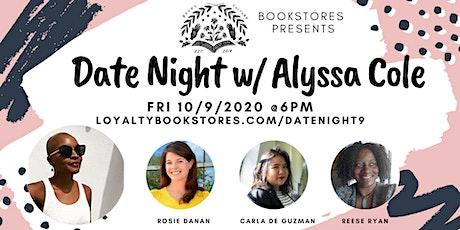 Date Night with Alyssa Cole tickets