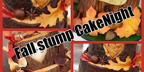CakeNight Fall Stump tickets