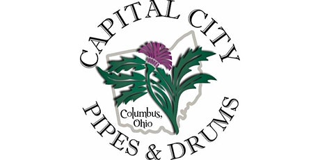 CANCELLED: Capital City Pipes, Drums, and Highland Dancers Ceilidh 2020 tickets