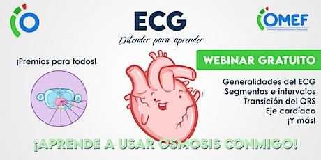 Electrocardiograma: entender para aprender entradas