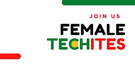 Women into Techites tickets