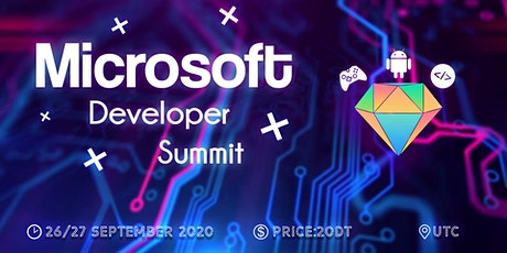 Microsoft Developer Summit billets