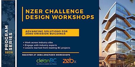 CleanBC NZER Workshops Series: High-Performance Prefabrication tickets