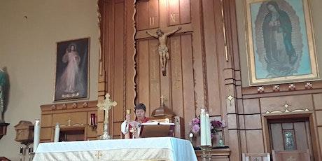 St. Mary's Daily Mass/ Misa Diaria de Santa María tickets