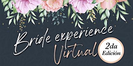 Bride Experience 2da Edición entradas