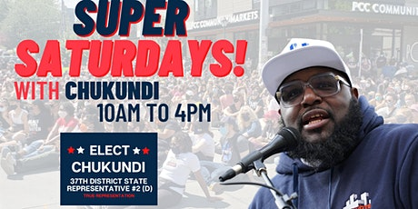 Friends of Chukundi: Super Saturday's Phone & Text- banking event tickets