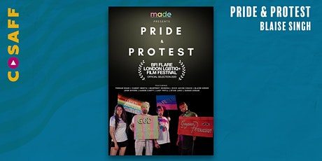 CoSAFF Film Screening & Live Q&A: Pride & Protest tickets