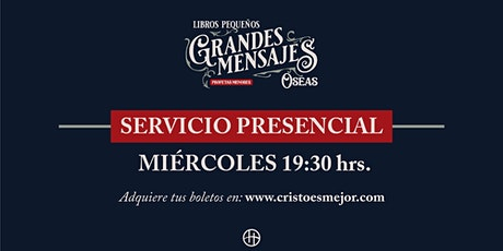 Reunión Horizonte - Miércoles 19:30 boletos