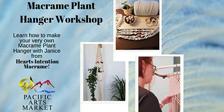 Sip and Make Macramé! tickets