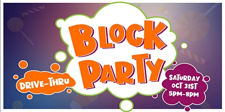 Drive-Thru BLOCK PARTY tickets