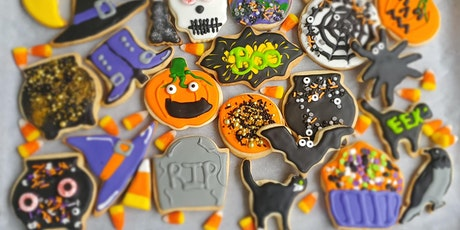Halloween Cookie Decorating Class with Chef Dawn tickets