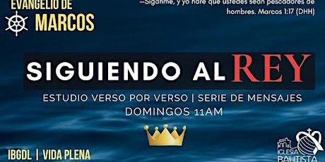 IBGDL - Servicio Dominical 20.09.2020 tickets