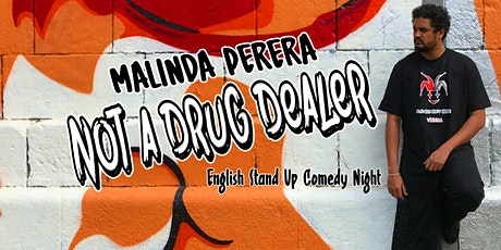 Malinda Perera (SL) - English Stand-Up Comedy tickets