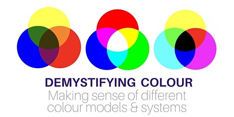 Demystifying Colour webinar  19 October 2020 tickets