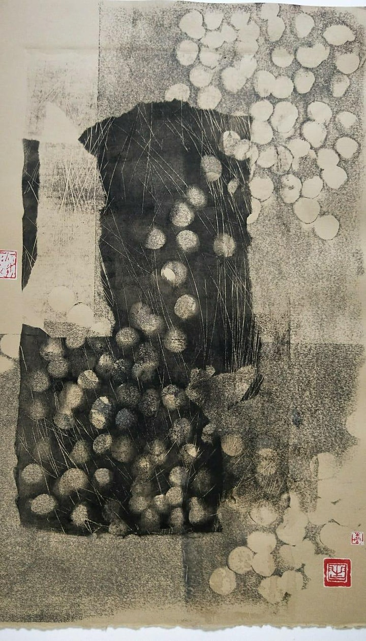 The Art of Print-Making Course starts Oct 29 image