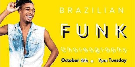 Brazilian Funk Choreography Course tickets