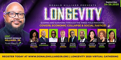 LONGEVITY 2020 – THE THREE-FOLD PANDEMIC: ECONOMIC, SOCIAL & COVID-19