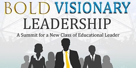 BOLD VISIONARY LEADERSHIP SUMMIT/ HU HOMECOMING 2020 tickets