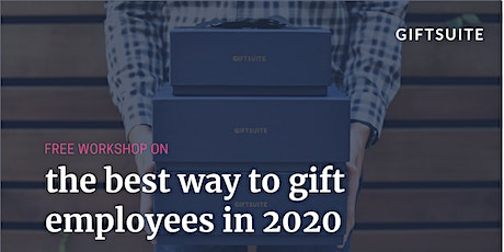The Best Way To Gift Employees in 2020 tickets