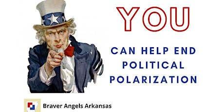 Braver Angels Panel Discussion on Polarization tickets