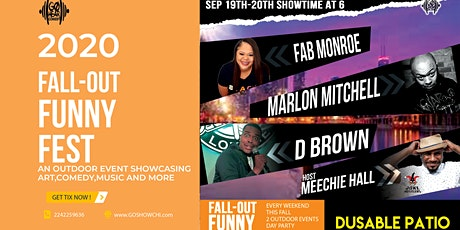 Fall Out Funny Fest tickets