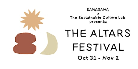 The Altars Festival 2020 tickets