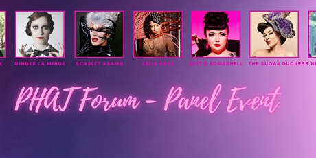 PHAT FORUM Panel Event - Perth International Burlesque Festival tickets